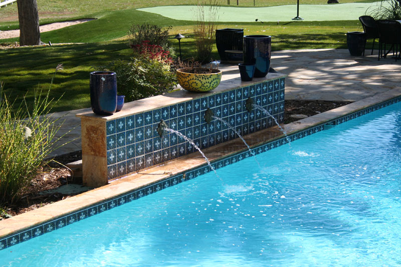 Swimming Pools In Denver : Swimming pool and spa photo gallery denver colorado