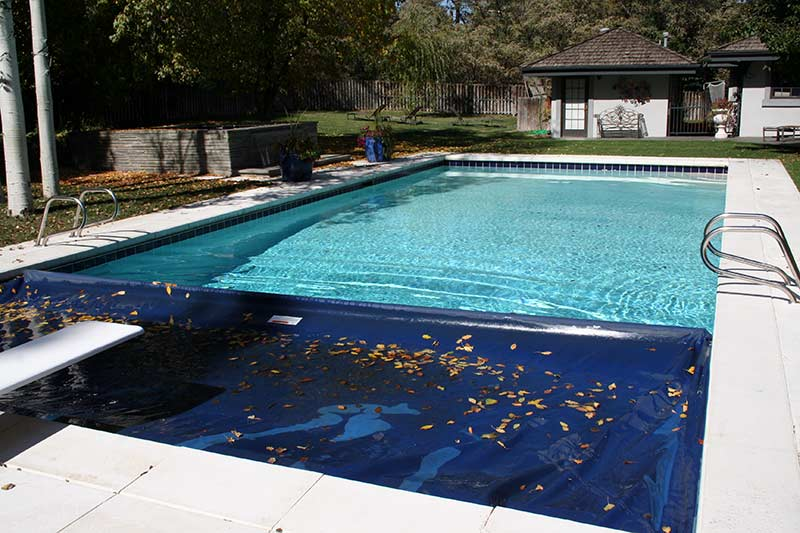 Swimming Pool Covers Keep Your Pool Clean Pool Covers
