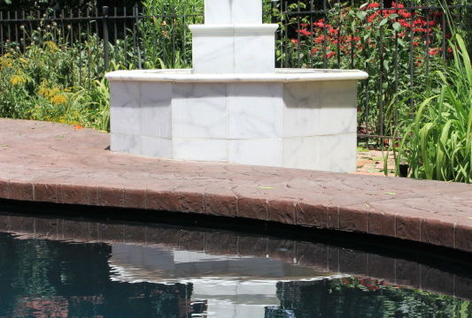 Italian Well - Water Feature