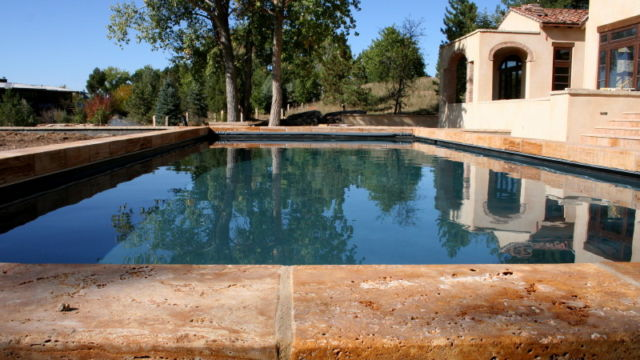 Tuscan Swimming Pool
