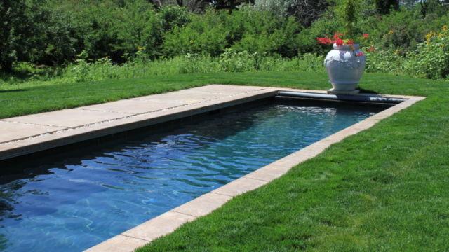 Elegant Lap Pool