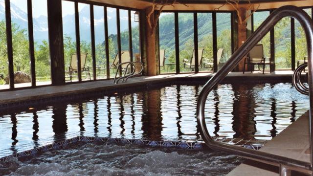 Indoor Custom Pool