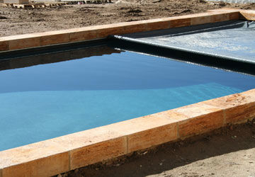 Unique Vanishing Edge Pool with Cover